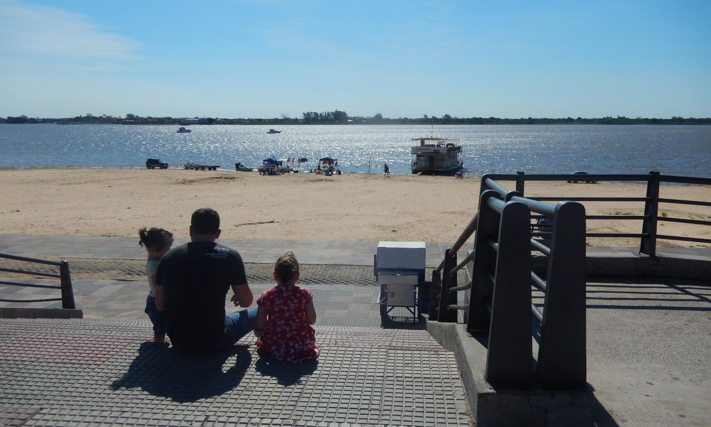 Asunción südlich vom Gran Chaco