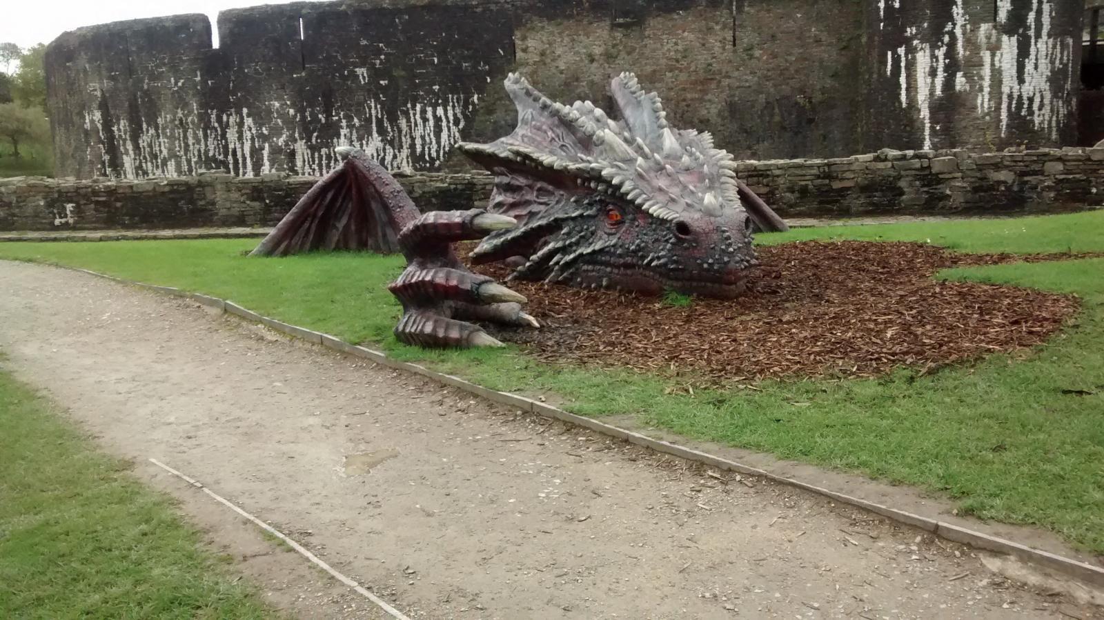 Der Waliser Drachen